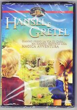 dvd HANSEL E GRETEL Hanno perso la via di casa.. ma hanno trovato un'avventura