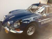 NOREV 185301 185303 ALPINE RENAULT A110 1600S model car blue or white 1971 1:18