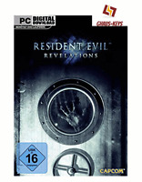 Resident Evil Revelations Steam Key Pc Download Code Game Global [Blitzversand]