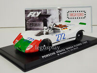 Slot car Scalextric Fly A2026 Porsche 908/02 #272 Targa Florio 1969