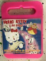 Hello Kitty Y Amici DVD Alice IN Il Paese De Le Meraviglie Y + Storie Am