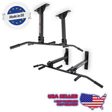 Marbo Sport Universal Wall / Ceiling Pull Up Chin Up Bar home gym, 6 grips