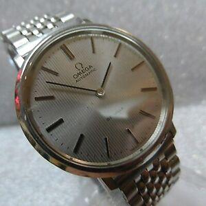 36mm Vintage Omega De Ville Automatic Mens Watch Cal:711