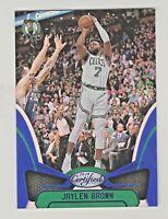 2018-19 Panini Certified MIRROR BLUE #24 JAYLEN BROWN 42/199 Boston Celtics