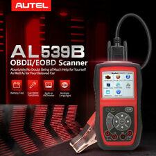 12V Battery Tester+OBD2 Function Car Diagnostic Scanner Code Reader Autel AL539B