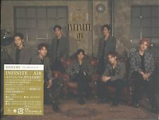 INFINITE-AIR (TYPE-B)-JAPAN CD+BOOK Ltd/Ed J50