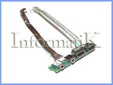 HP Compaq NX7300 NX7400 Scheda Audio USB Board + Cables 6050A2042601-AUDIO-A03