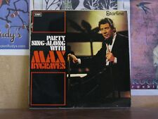MAX BYGRAVES, PARTY SING ALONG WITH - UK LP SRS 5158