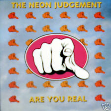 The Neon Judgement - Are you real CD
