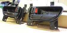 2pc Toyota FT86 GT86 Subaru BRZ Scion FR-S Inside Door Handle Carbon Look RH&LH