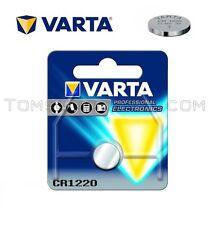 VARTA CR1220 Professional 3V Lithium Coin Battery CR 1220 6220 EXP:2027
