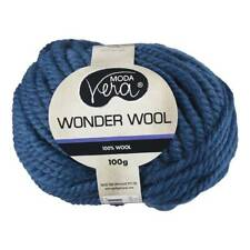 NEW Moda Vera Wonder Wool 100G Yarn By Spotlight