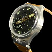 Gruppo Gamma Watch Orologio Montre Nexus NG-01 Wandering hours