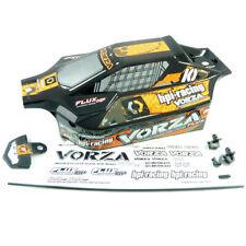 Nouveau HPI Racing Vorza Flux HB D8 Front Hinge Pin plaque 67391