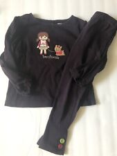 Tights /& Boots Outfit NWT Gymboree Pups and Kisses 7pc Dress Tee Vest Skirt