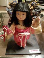 Yamaha Vintage Kyugetsu Doll