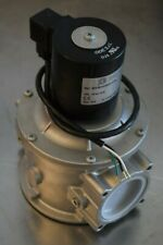 """PSI INDUSTRIAL 2"""" GAS VALVE 32502220/01 w/ ODE SOLENOID ASSEMBLY 24VDC 15PSI NEW"""