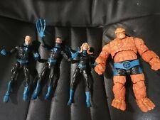 Marvel Legends Fantastic Four lot
