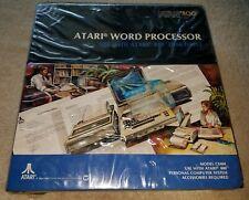 Sealed New Atari 800 Computer Word Processor CX404 800/400/810 Floppy Disk Drive