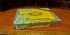 Partagas Scatola di sigari vuota per Cigar box guitar kit