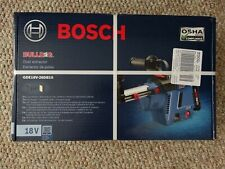 Bosch-GDE18V-26DB15 SDS-plus Bulldog Mobile Dust Extractor Kit with Battery *NEW