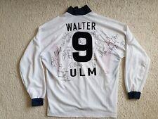 TOP! RAR! Trikot SSV ULM Fritz Walter 1997-1999 Unterschriften signiert + Schal