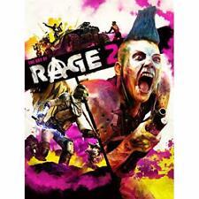 The Art Of Rage 2 - Hardback NEW Studios, Avalan 19/09/2019