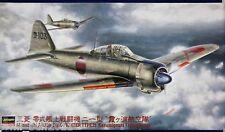Hasegawa 09268: 1/48 A6M2b Type 21 Zero Kasumigaura Flying Group