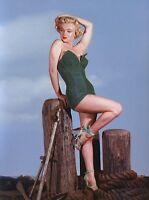 MARILYN MONROE FULLENGTH BEAUTY ON THE DOCKS  (1) RARE 5X7 GalleryQuality PHOTO