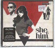 She & Him – Classics 88875 01599 2 US CD, Album SEALED