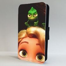 Disney Pascal And Rapunzle Tangled FLIP PHONE CASE COVER for IPHONE SAMSUNG