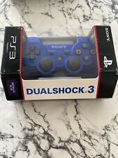 Dualshock 3 Wireless Controller For Playstation 3- Metallic Blue