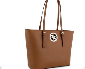 BNWT Guess Camel Rodeo Tote