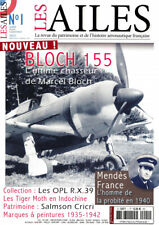 Les AILES N°1 - Bloch 155
