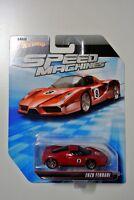Hot Wheels Speed Machines Enzo Ferrari RED 1:64 Scale. Best Price