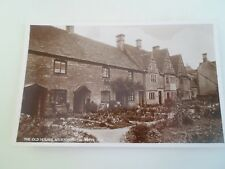 BOURTON-ON-THE WATER, The Old Houses Real Photo Postcard  Unposted  §A1835