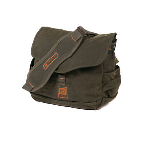Fishpond Lodgepole Fishing or Around Town Waxed Canvas Satchel