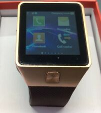 Smart Watch GSM SIM for iPhone Samsung LG Android Phone