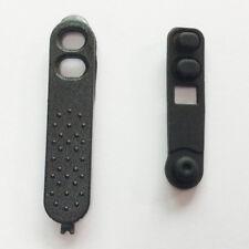 10Sets  PTT Bezel Rubber And Button For Motorola EP450 PR400