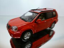 J COLLECTION NISSAN X-TRAIL - RED 1:43 - EXCELLENT CONDITION - 28