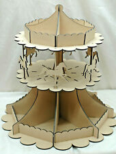 A963 SMALL CAROUSEL SWEET DISPLAY sweet stand donut doughnut  party table