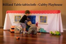 Table Playhouse Cubby House to fit Billiard Table