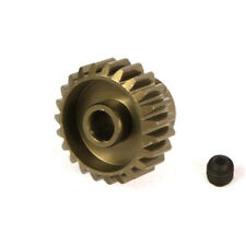 23T Titanium coated aluminium 48dp pinion gear for 1:10 RC  23 tooth 48 pitch.