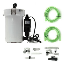 HW-603B(L) 6W External Canister Filter Table Top Aquarium Fish Tank 400L/h 220V
