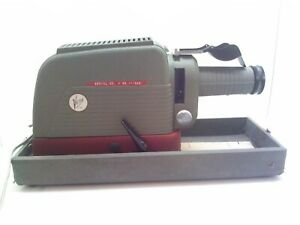 Vintage Victor Soundview Projector By Kalart Model Phd-65 Excellent Condition
