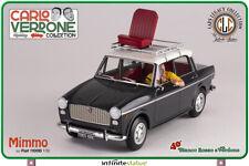 PRE-ORDER COUPON [€ 170] Mimmo Su Fiat 1100 Car Legacy Collection Carlo Verdone