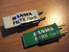 Sanwa RC Receivers & Transmitters
