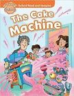 Oxford Read & Imagine Beginner: The Cake Machine. ENVÍO URGENTE (ESPAÑA)