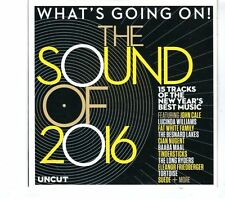 (GR692) What's Going On!: The Sound of 2016 (15 Tracks of the New Year'- 2016 CD