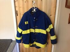 Morning Pride Bunker Turnout Gear Jacket Chest 52, Length 31, Sleeves 33